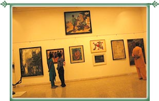 Bangalore Art Galleries