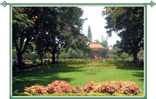Cubbon Park of Bangalore
